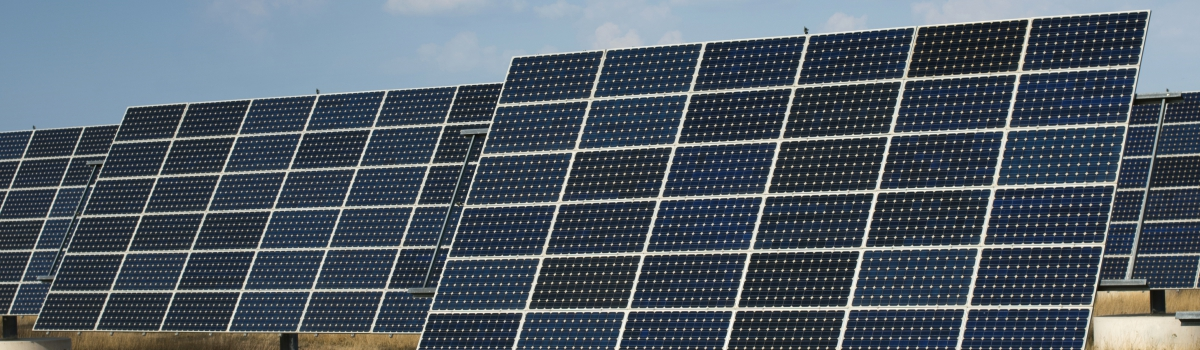 Thunder Bay Airport Solar Farm