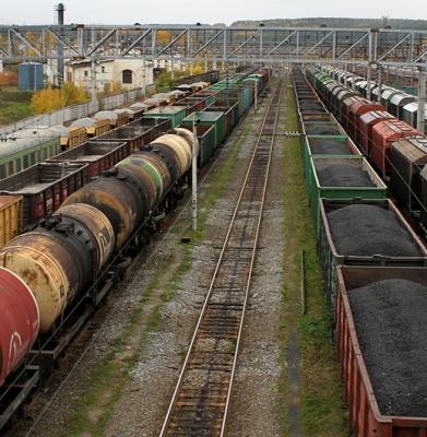 Rail RFID System